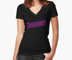 "Women's ""Purple Rain"" Colleagues tshirt"