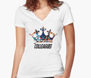 "Women's ""Crown Me"" Colleagues tshirt"