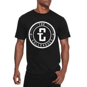 Black Men's Logo T-shirt