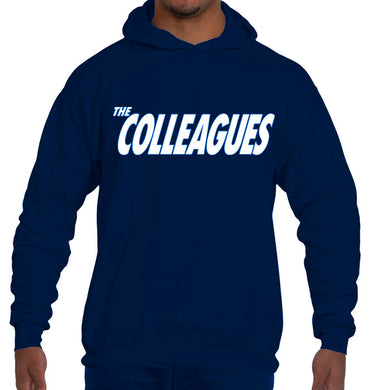 The Colleagues Hoodie (Navy Blue)