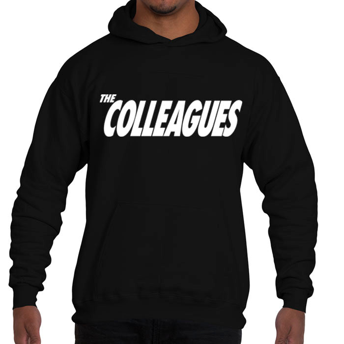 The Colleagues Hoodie (Black)