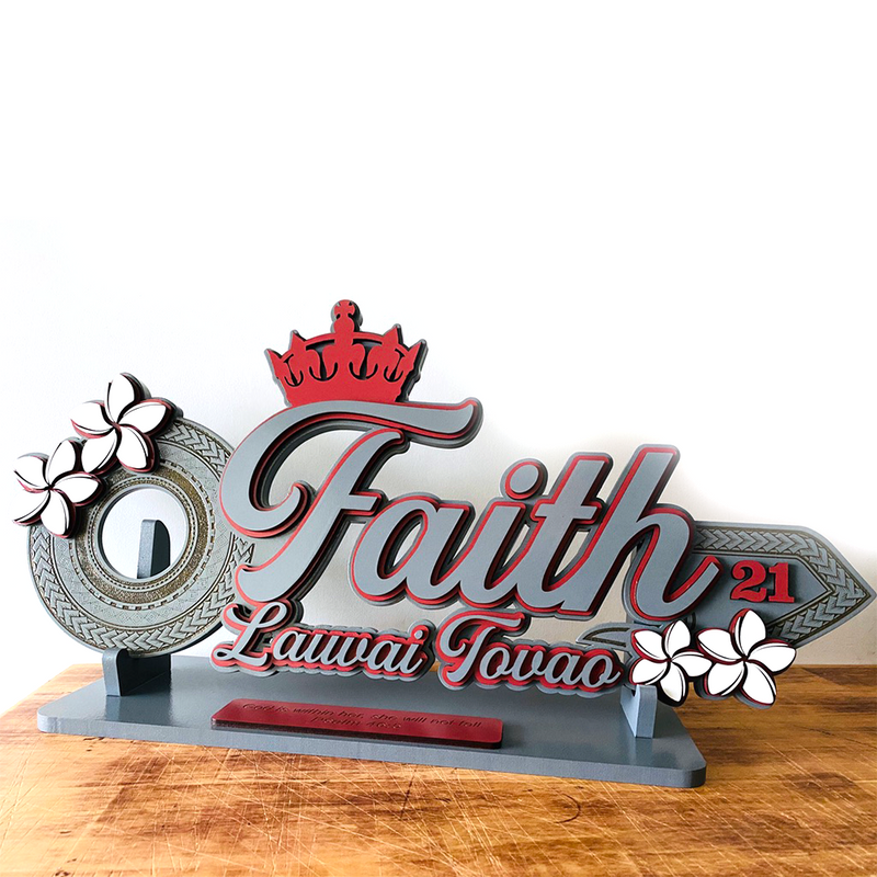 A84-Faith key