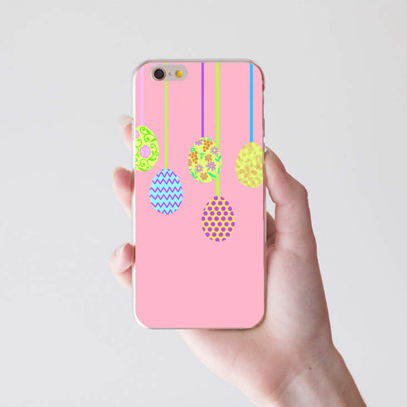 Colorful Eggs Case Cover for iPhone X (10) 8 Samsung Galaxy S8 Huawei Xiaomi