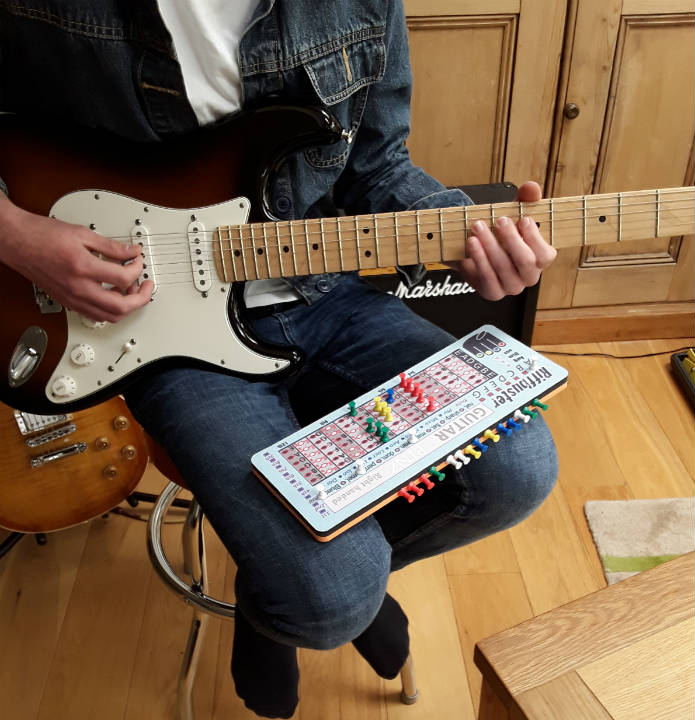 Riffbuster Guitar Learn To Play The Guitar Chords Licks Riffs