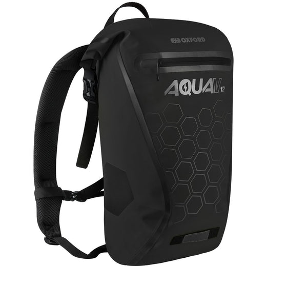 Aqua V12 Waterproof Roll-top Backpack