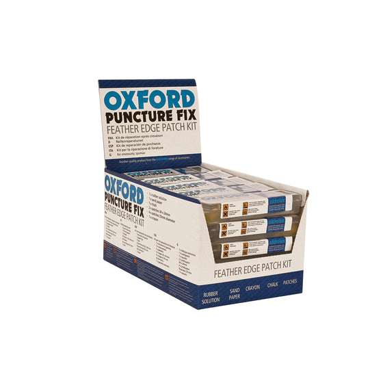 Cycle Puncture Repair Kit (Box of 25)