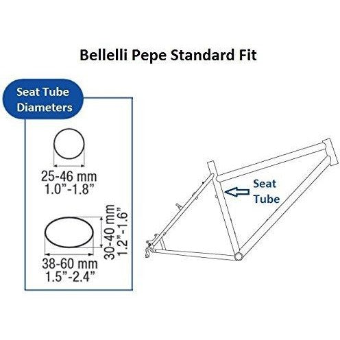 Bellelli Pepe standard, Child carriers, senditgear - Sendit Gear Canada