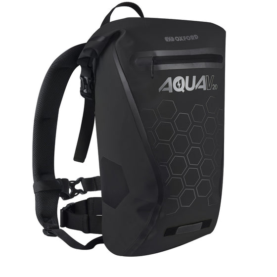 Aqua V20 Waterproof Roll-top Backpack