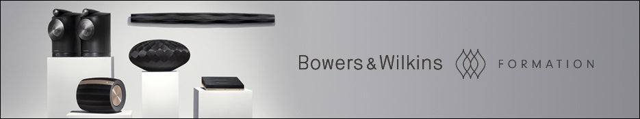 Bowers & Wilkins Launches the New Formation Suite Wireless Multiroom Audio System