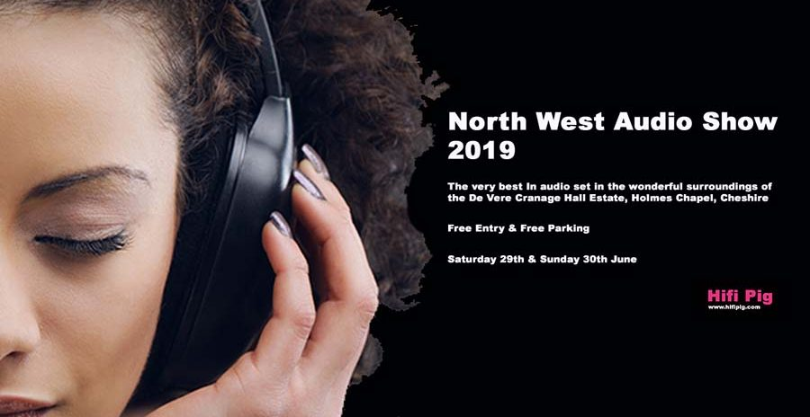 Doug Brady HiFi at The North West Audio Show 2019