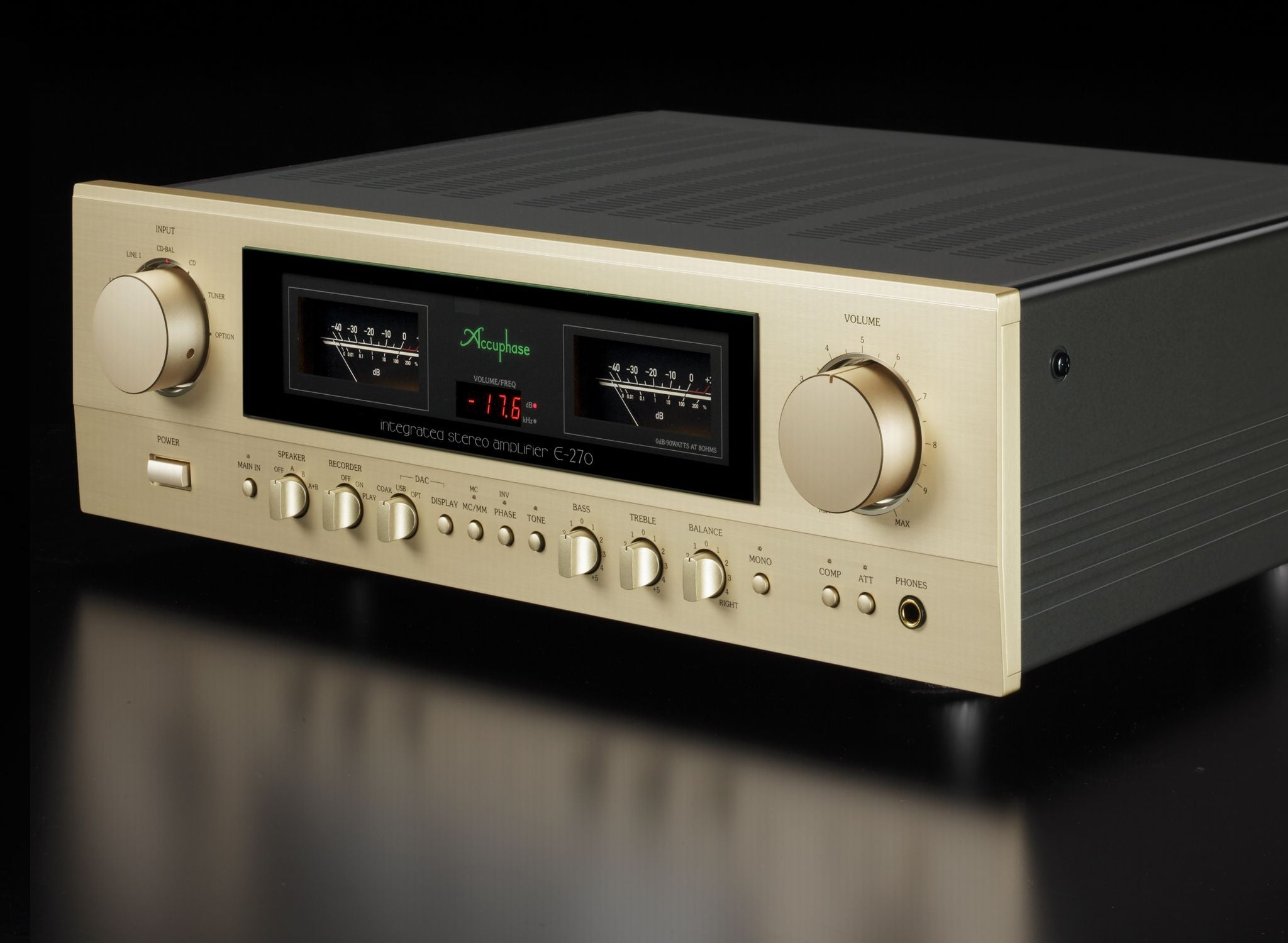 Accuphase Integrated Amplifier E-270