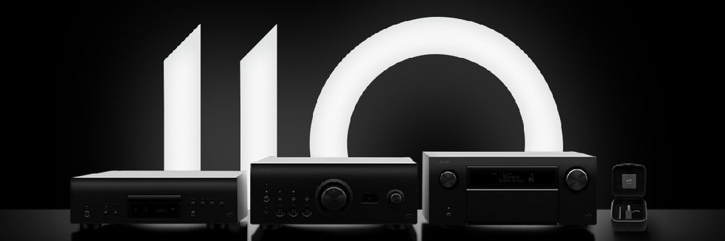 Denon Limited Edition 110 Anniversary Series