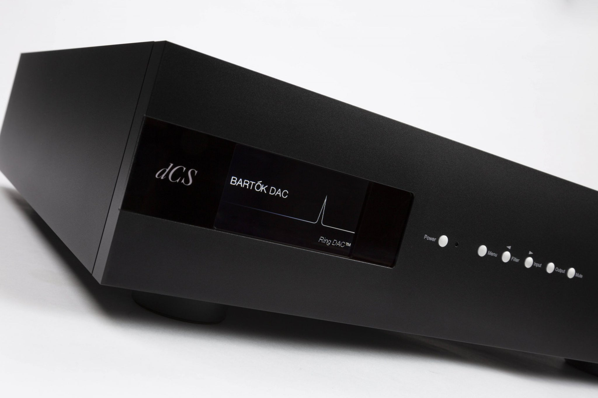 dCS Bartók DAC with Headphone Amplifier