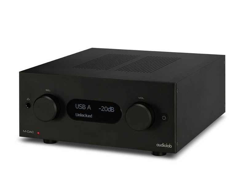Audiolab M-DAC+ Digital-to-Analogue Converter