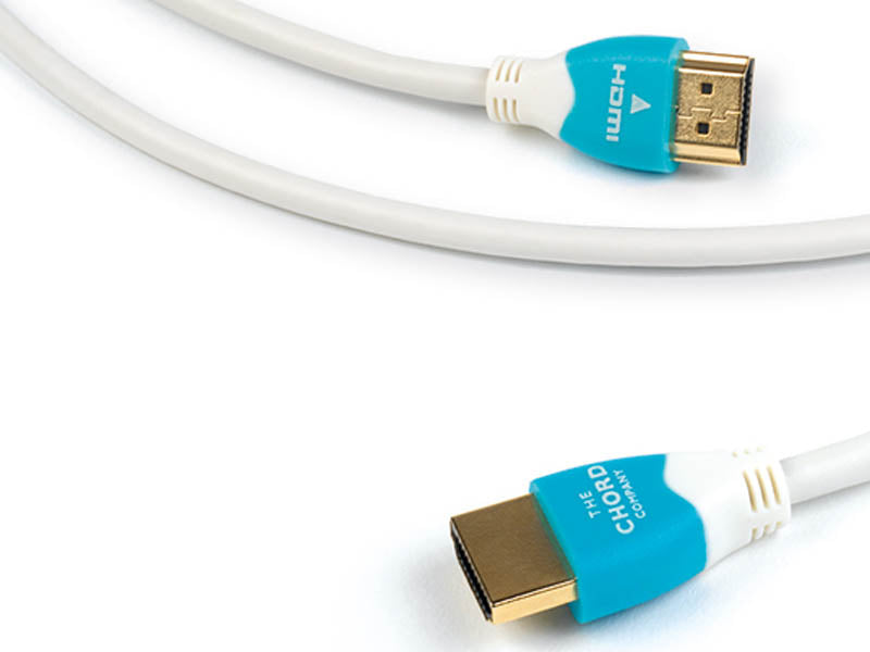 Chord C-view ultra-slim high speed HDMI cable with ethernet