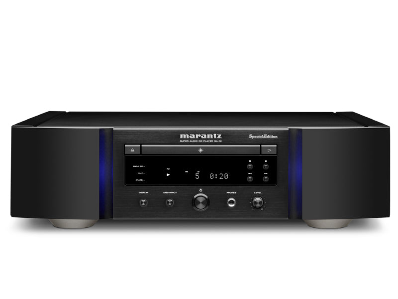 Marantz SA-12SE Special Edition Super Audio CD Player with DAC