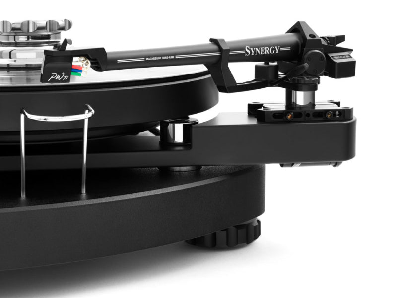 SME Synergy Precision Engineered Turntable