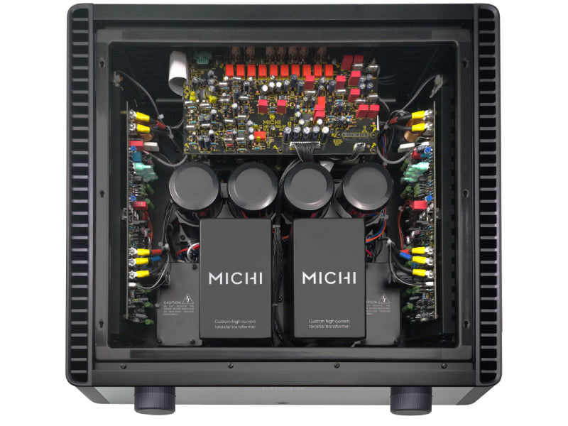 Rotel Michi X5 Integrated Amplifier Internal