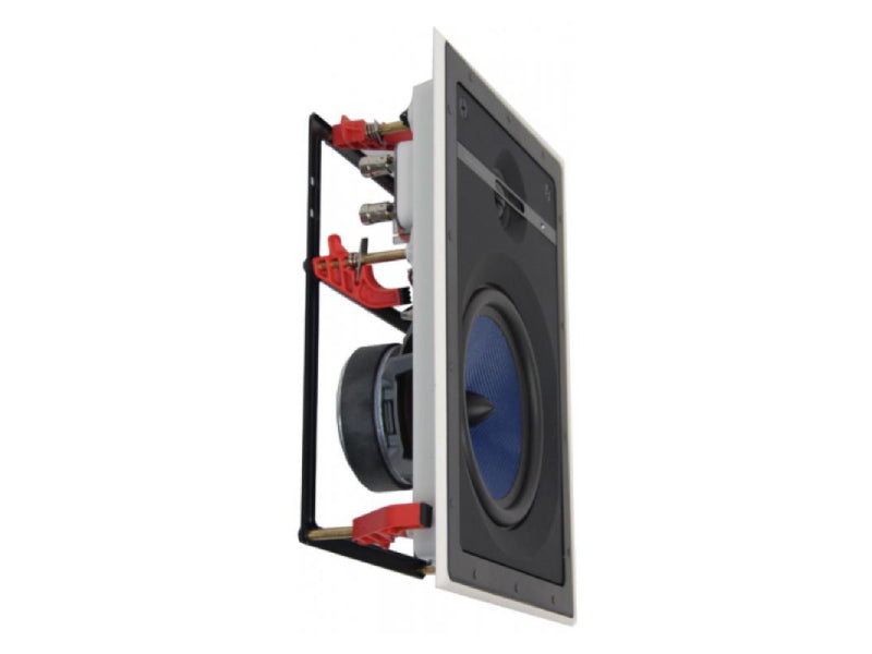 B&W CWM664 In-Wall Speaker for Custom Installation (Pair)