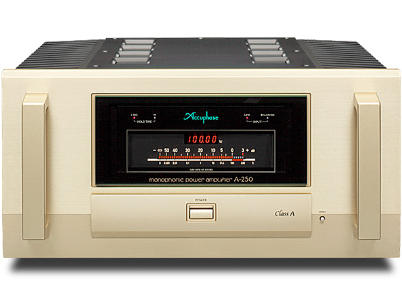 Accuphase A-250 Class A Mono Power Amplifier