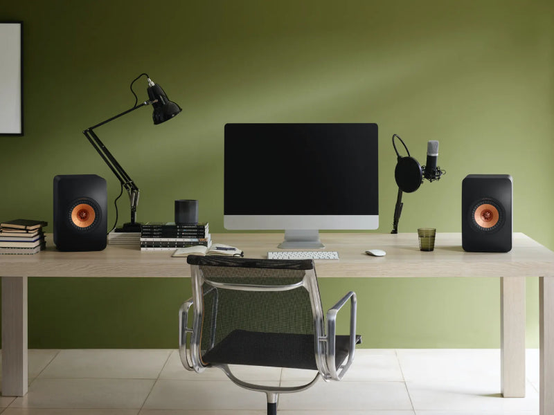 Kef LS50 Wireless II Speaker System