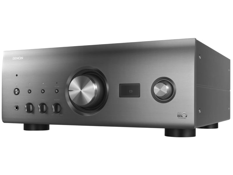 Denon PMA-A110 Limited Edition Integrated Amplifier Denon 110-Year Anniversary Series