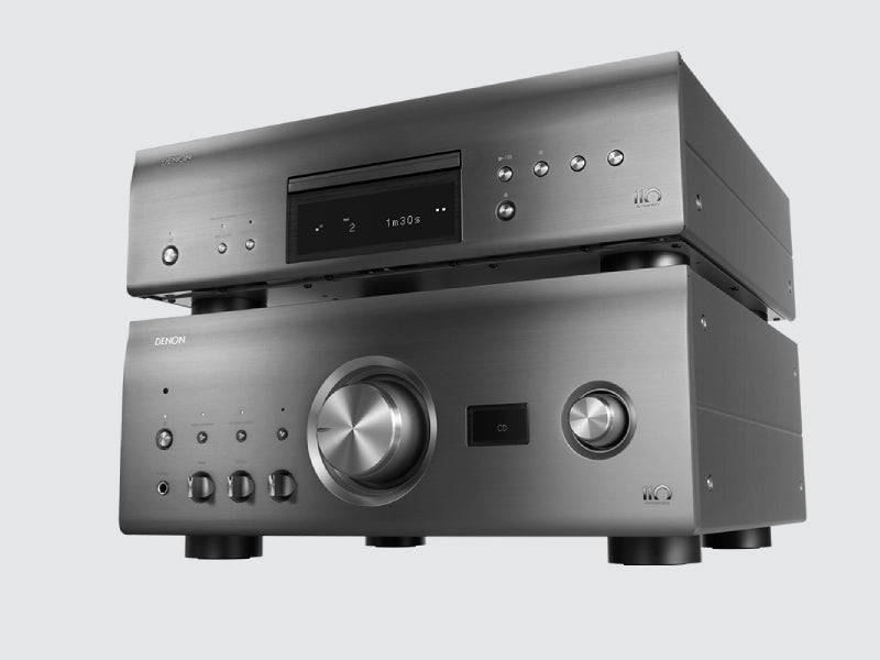 Denon DCD-A110 Limited edition SACD Player Denon's 110-Year Anniversary Series