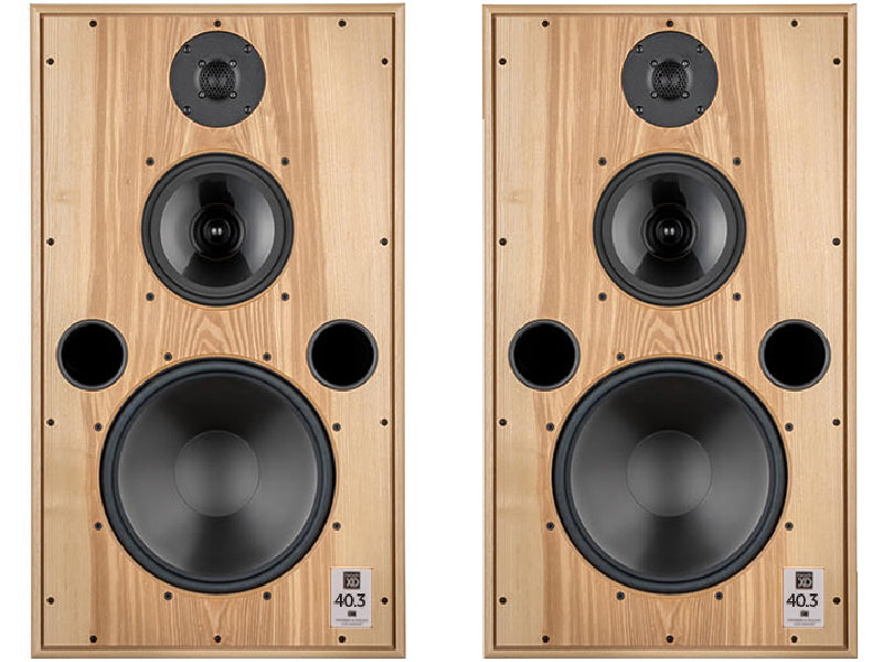 Harbeth Monitor 40.3 XD Series Speakers