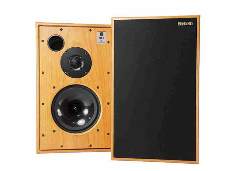 Harbeth Monitor 30.2 XD Series Speakers