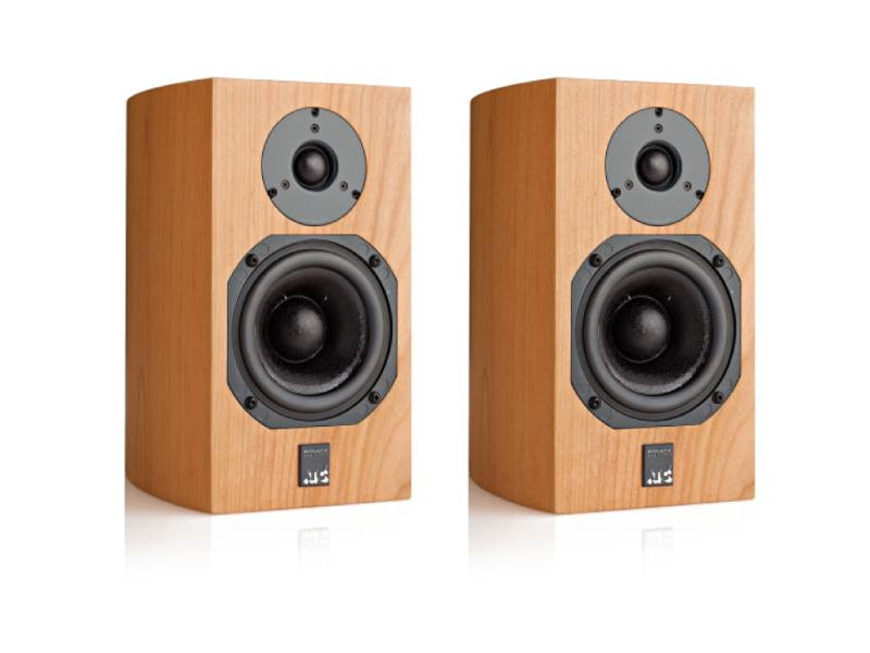 ATC SCM7 Loudspeakers Cherry