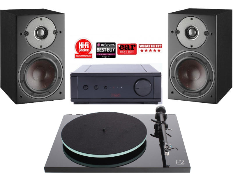 Rega Planar 2 Turntable System Package