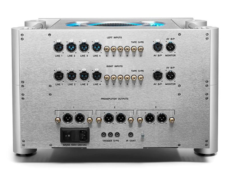 Chord Electronics ULTIMA PRE Flagship reference quality Preamp