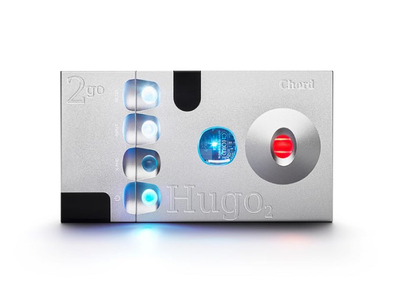 Chord Electronics 2GO Transportable music streamer with Hugo 2