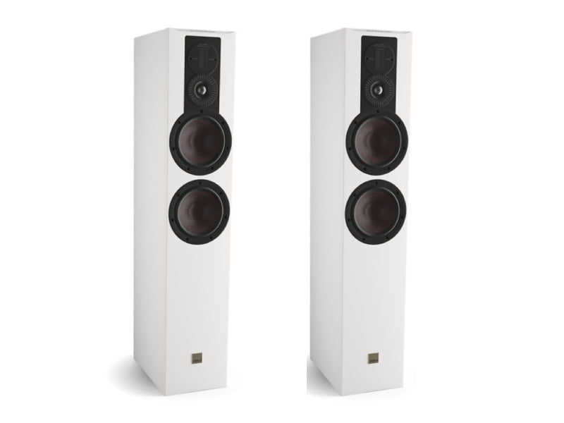 Dali Opticon 6 MK2 Speakers Satin White