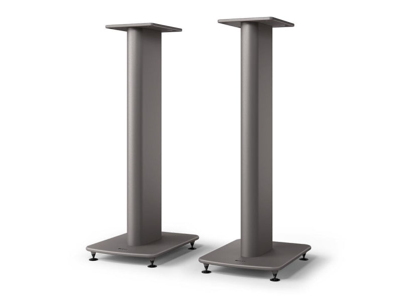 Kef S2 Floor Stand Titanium Grey (LS50 Meta & LS50 Wireless II Speaker Stand)