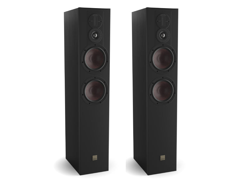 Dali Opticon 6 MK2 Speakers Satin Black