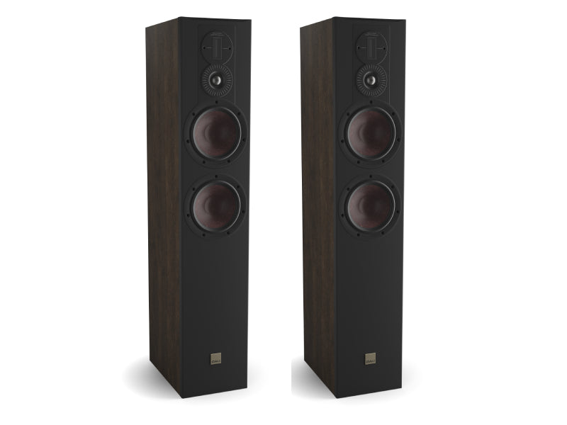 Dali Opticon 6 MK2 Speakers Tobacco