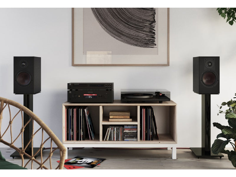 Dali Opticon 2 MK2 Speakers Tobacco Oak