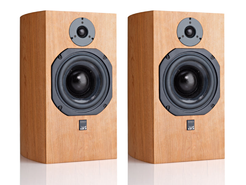 ATC SCM19 Loudspeakers Cherry