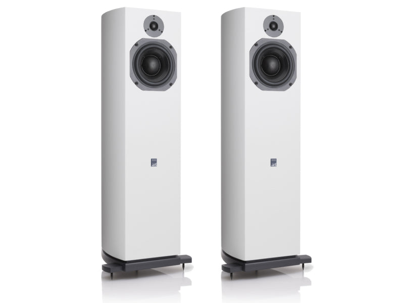 ATC SCM19A Active Loudspeakers Satin White