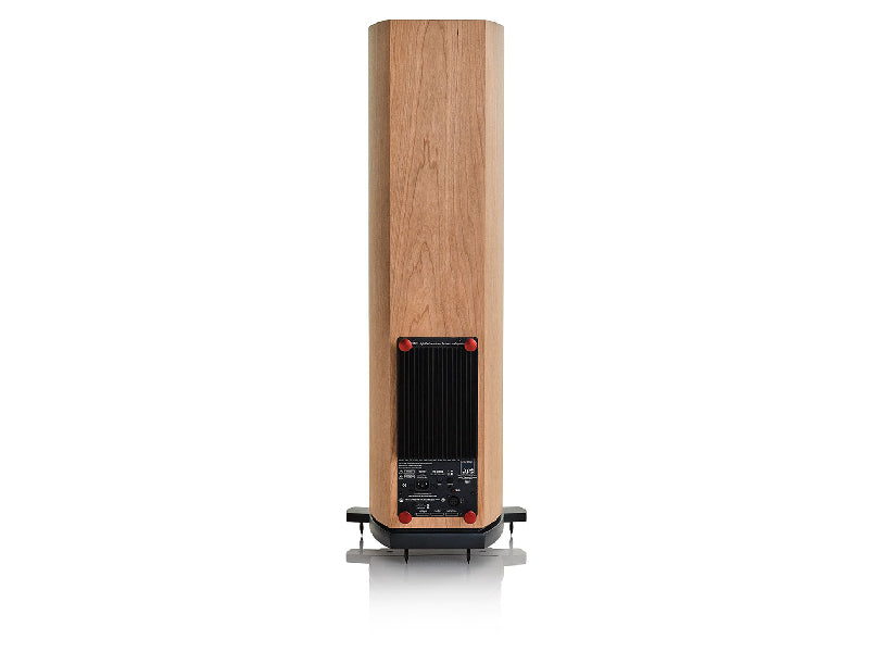ATC SCM19A Active Loudspeakers Back View