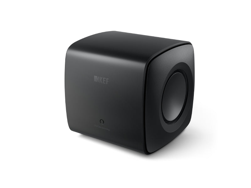 Kef KC62 Force Cancelling Subwoofer Carbon Black