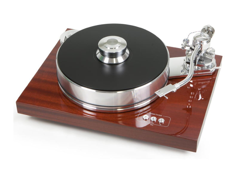 ProJect Signature 10 Turntable Mahogany