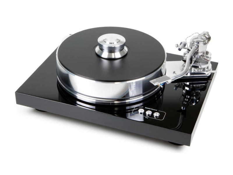 ProJect Signature 10 Turntable Black