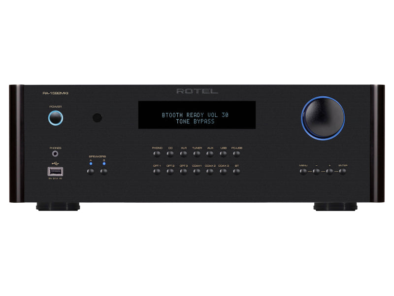 Rotel RA-1592MKII Integrated Amplifier Black