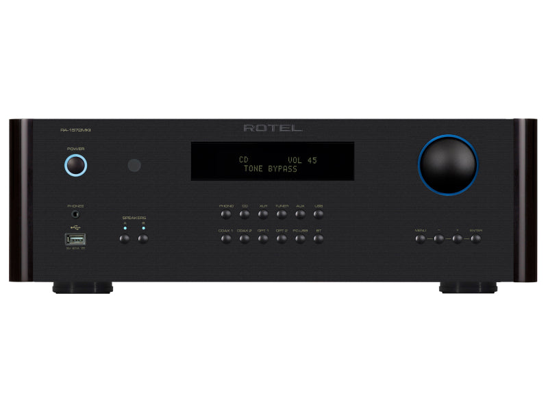 Rotel RA1572 MKII Integrated Amplifier Black