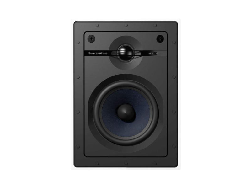 B&W CWM652 In-Wall Speaker for Custom Installation (Pair)