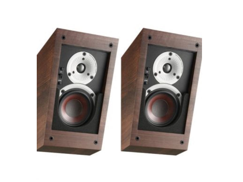 Dali Alteco C-1 Dolby Atmos Speaker - Walnut