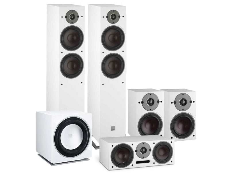 Dali Oberon 7 AV Speaker System with E-12 F Sub