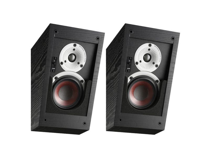 Dali Alteco C-1 Dolby Atmos Speaker - Black ash